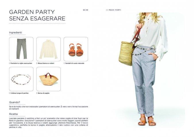 Come mi vesto oggi con il look creato da Ines de la Fressange