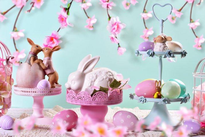 Come apparecchiare e decorare la tavola di Pasqua