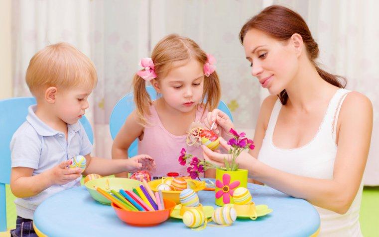 I 7 lavoretti di Pasqua semplici e veloci da fare con i bambini