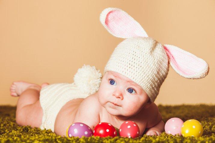 Lavoretti di Pasqua all'uncinetto: le più belle decorazioni crochet per la festività
