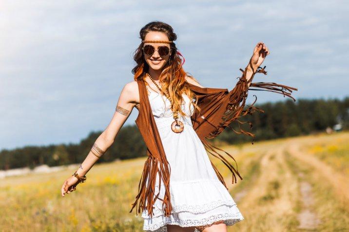 coachella 2017, look etnico, moda donna