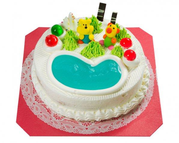 Cake design per il compleanno: 5 torte in pasta di zucchero per i bambini con gli orsetti