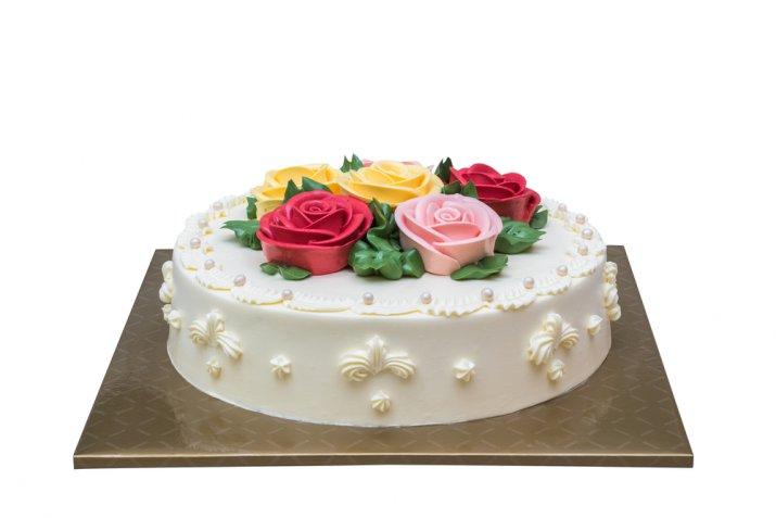 Cake design per la festa della mamma: le 7 torte in pasta di zucchero più belle