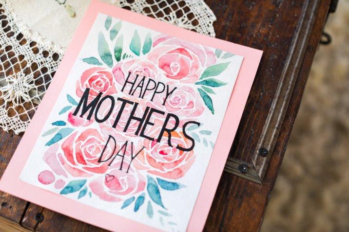 Bigliettini d'auguri per la festa della mamma, 5 idee semplici e d'effetto da realizzare