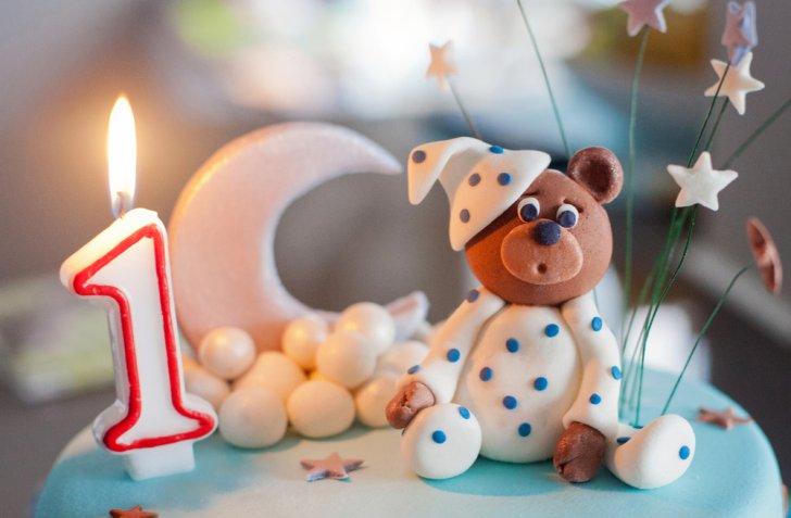 Cake design per il primo compleanno: 10 torte in pasta di zucchero per festeggiare i bambini