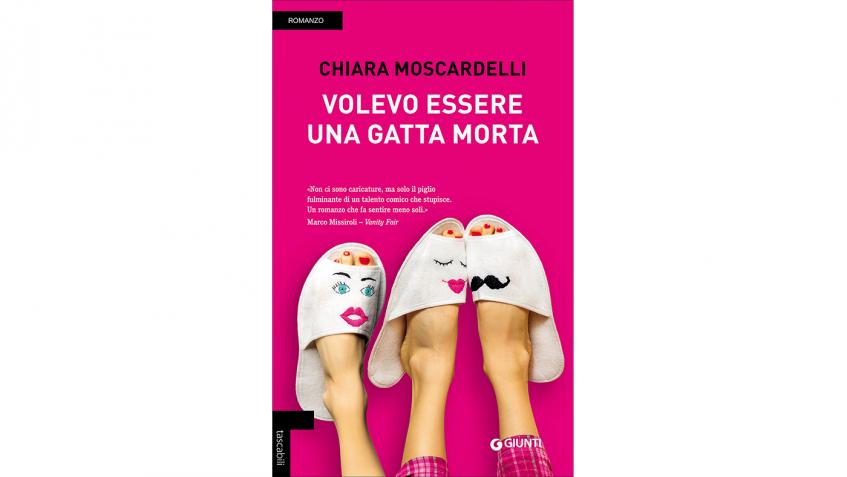 Chiara Moscardelli: avventure di ragazze in gamba loro malgrado