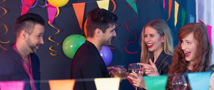Come organizzare un party a sorpresa senza farti scoprire dal festeggiato