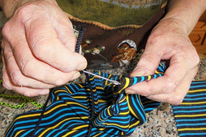 Come cucire un sacchetto portaciabatte per le vacanze
