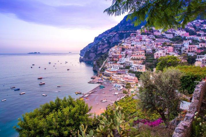 viaggi, italia, positano