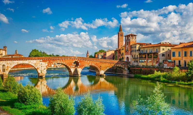 viaggi, italia, verona