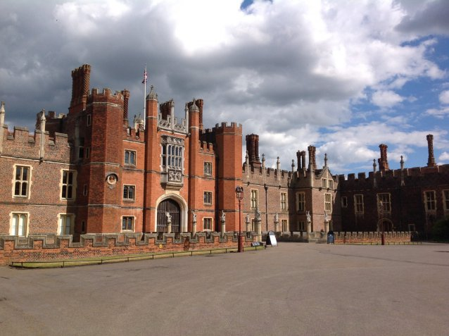 Hampton Court ©OliviaChierighini