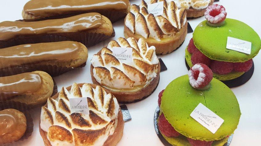 Parisienne boulangerie parigi dessert ©Olivia Chierighini