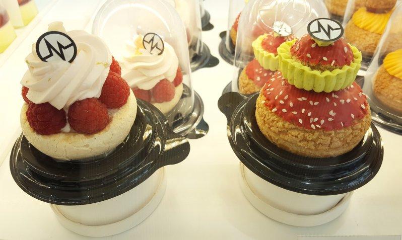 religeuse dessert Christophe Michalak Paris ©Olivia Chierighini