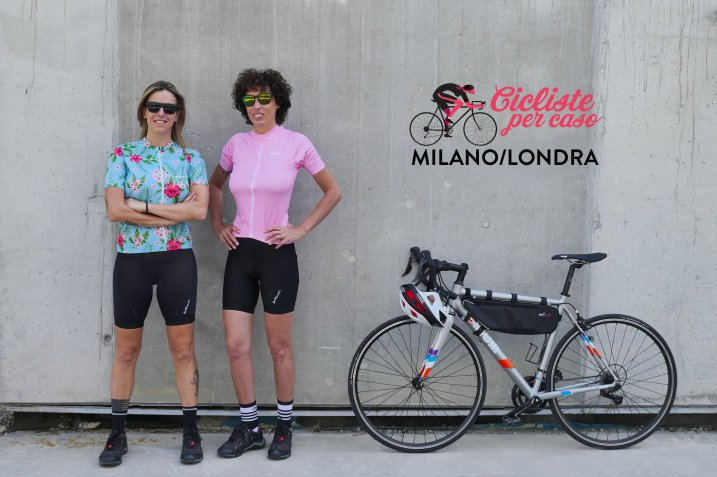 Silvia Gottardi e le Cicliste per Caso: al top dal basket alla bicicletta