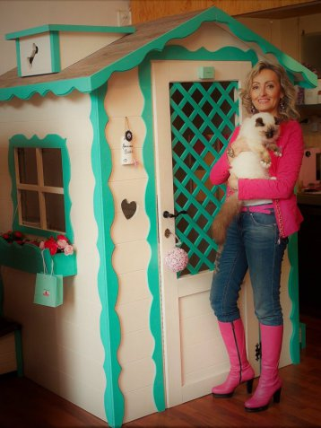 Ho creato un hotel 5 stelle per gatti: Cat Suite Home®