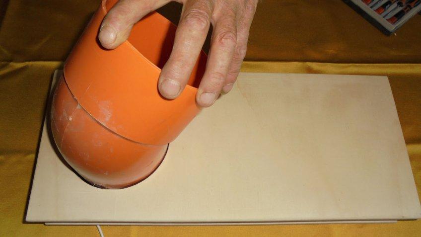 Ventola aspirazione cucina, come farla con materiali di recupero