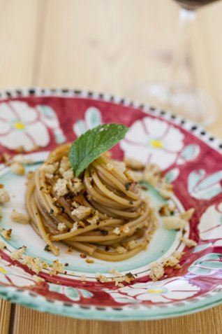 Tra orto e cucina con Francesca Romana Barberini