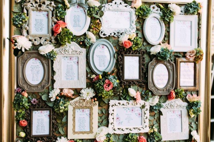 Tableau de mariage: 10 temi romantici a cui ispirarci per il matrimonio