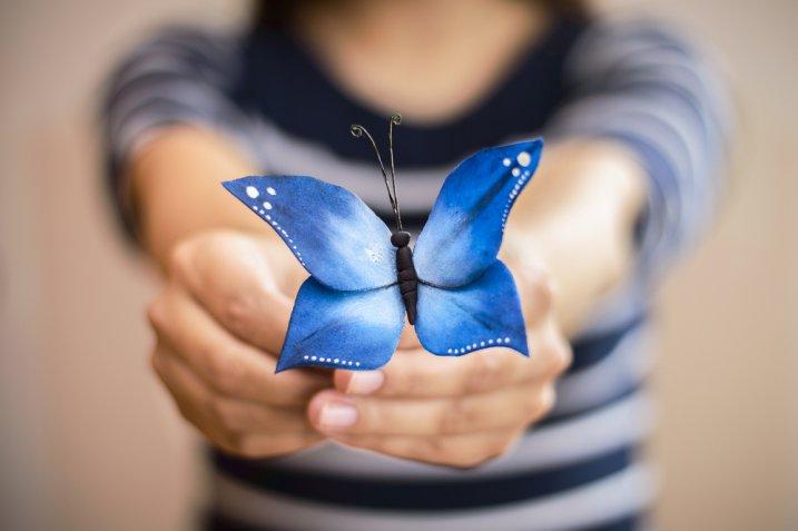 Farfalle in pasta di zucchero, come farle e dove usarle per il tuo cake design