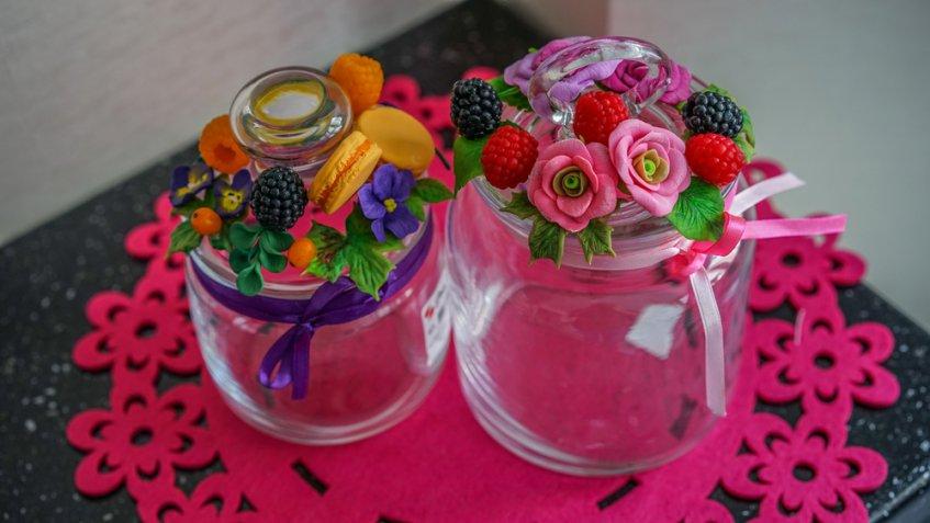 Decorare i vasetti di vetro insieme ai bambini, 7 idee