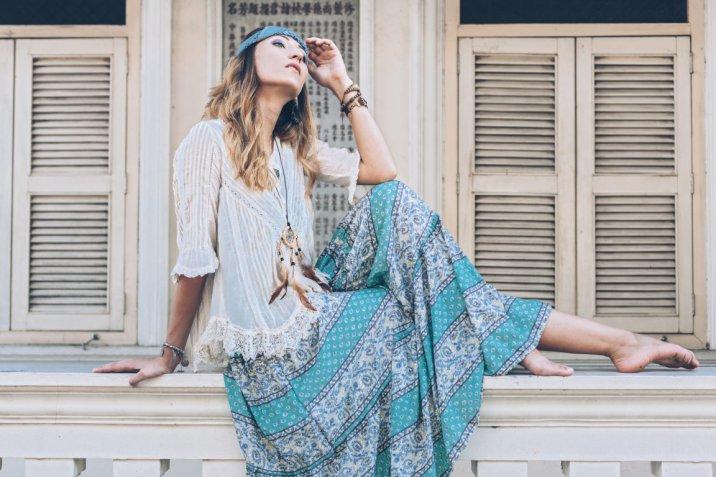 moda, tendenze autunno 2017, stile etnico