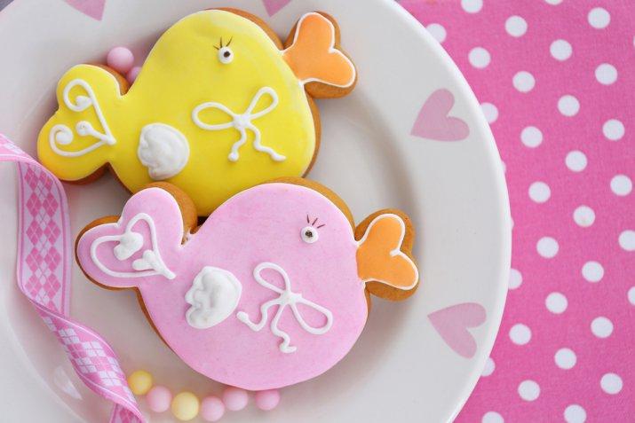 biscotti battesimo pasta zucchero