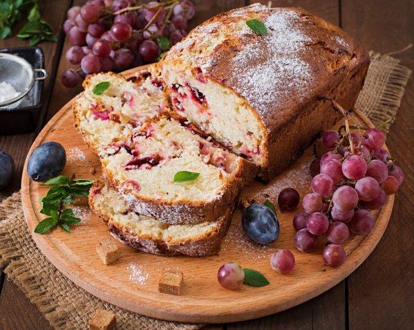 Dolci, frutta autunnale, ricette stagionali