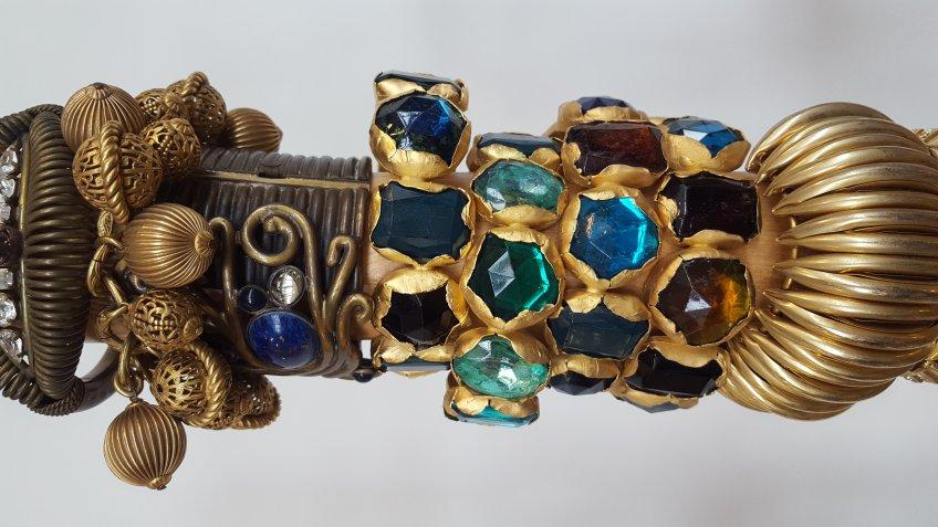 Gianfranco Ferré in mostra: la retrospettiva di gioielli a Torino.