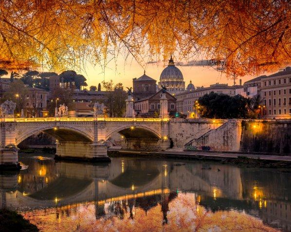 Dove andare per il ponte dei morti, 5 mete per  rilassarsi in autunno