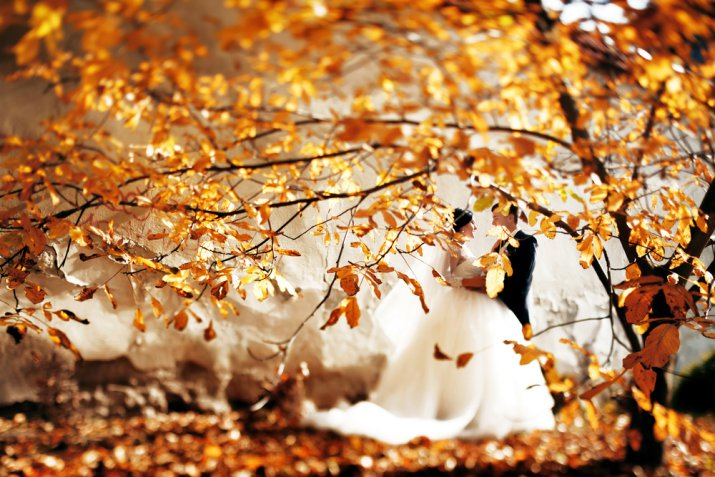 Matrimonio d'autunno, 5 motivi per celebrare le nozze in questa stagione