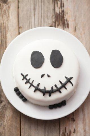 Torta di Halloween, 7 composizioni in pasta di zucchero per un cake design da paura