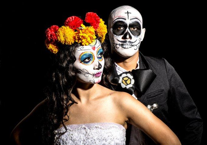 f244703095bb Costumi Halloween coppia, 5 idee facili e particolari | DonnaD