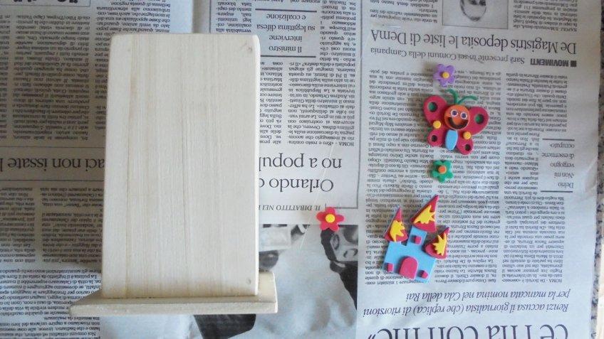 Portapenne fai da te in legno, come costruirlo con facilità e decorarlo insieme ai bambini