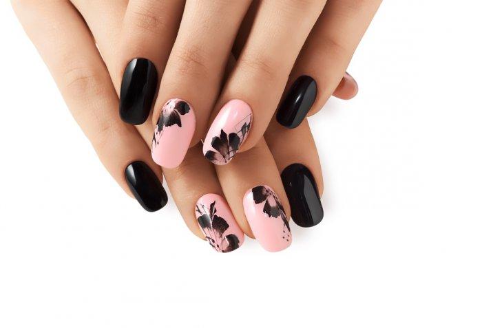 nail art, decorazione unghie, tendenze inverno 2018
