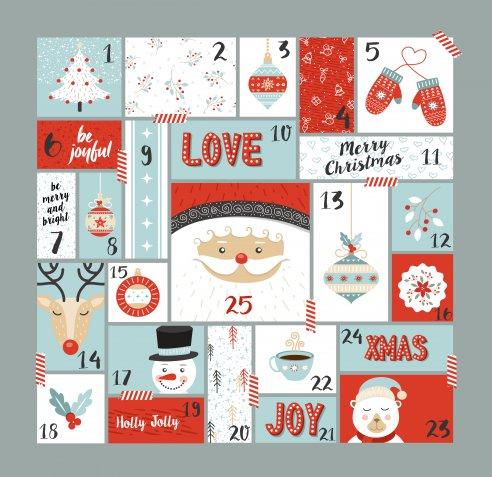 Calendario Avvento Fai Da Te Bambini.Calendario Avvento 7 Idee Originali E Facili Per I Bambini