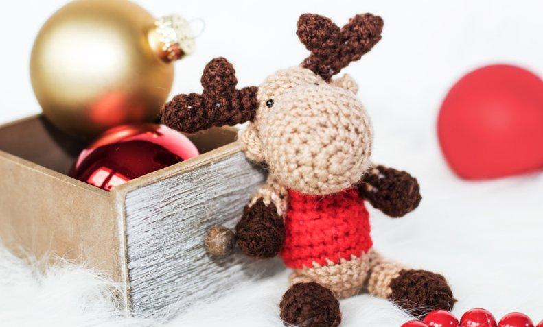 Regali Di Natale Fai Da Te Uncinetto.Uncinetto Creativo Natale 5 Idee Da Non Perdere Per I Regali Fai Da