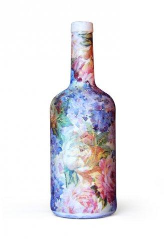 Bottiglie Vetro 5 Tecniche Facili Per Lavori Spettacolari Donnad