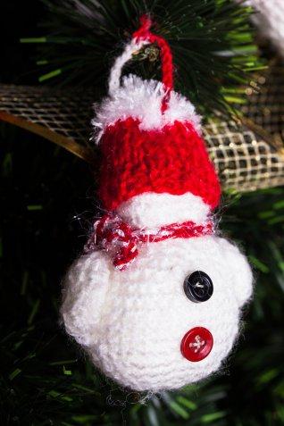 Palline di Natale all'uncinetto, il tutorial e le spiegazioni per farle in poco tempo