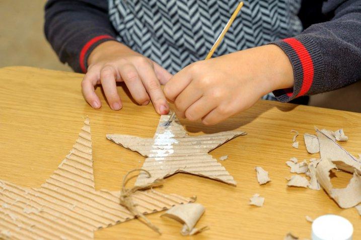 Le 7 decorazioni di Natale semplici da fare coi bimbi