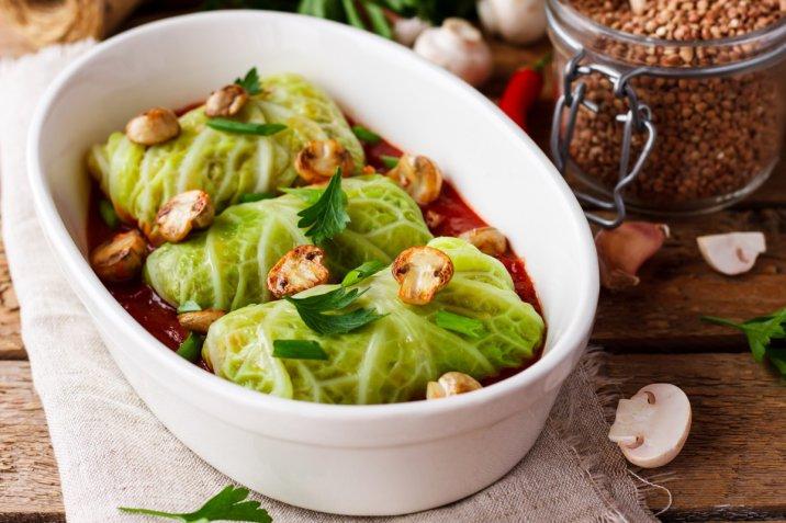 Il menù di Natale completo con ricette vegetariane