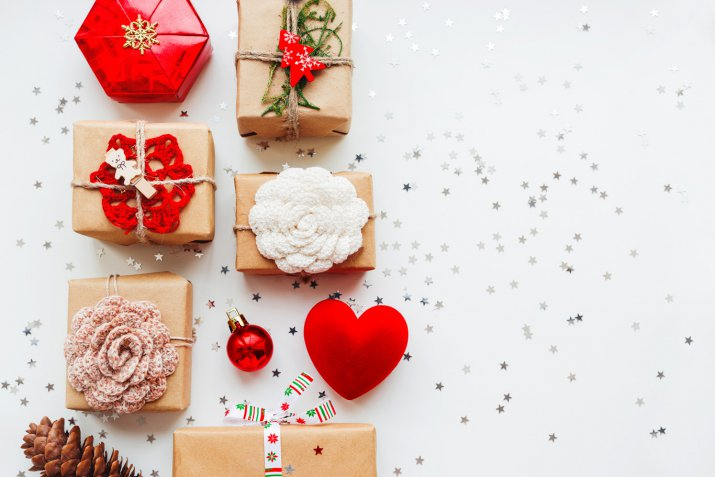 decorazioni natalizie uncinetto, idee natale uncinetto, lavoretti di natale uncinetto