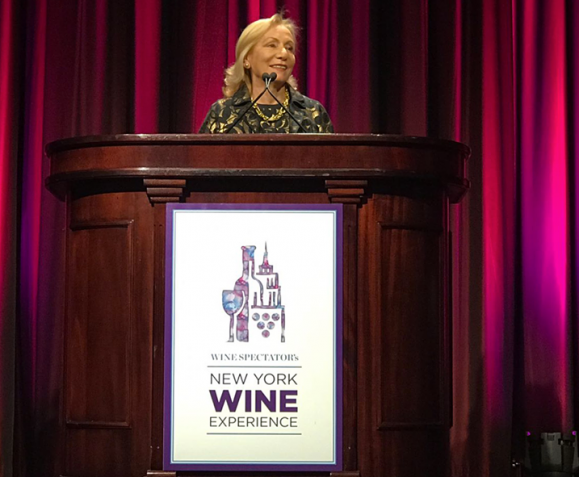 Marilisa Allegrini alla New York Wine Experience
