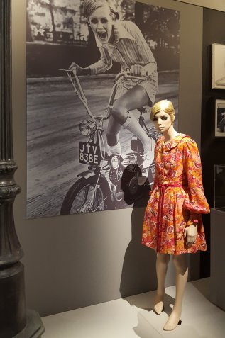 Twiggy icona degli anni '60