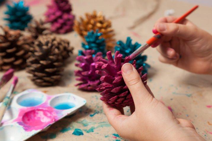 Decorazioni natalizie per la casa: 7 idee fatte a mano