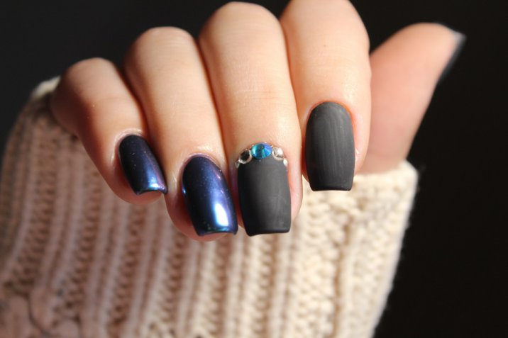 nail art, Natale 2017, decorazione unghie