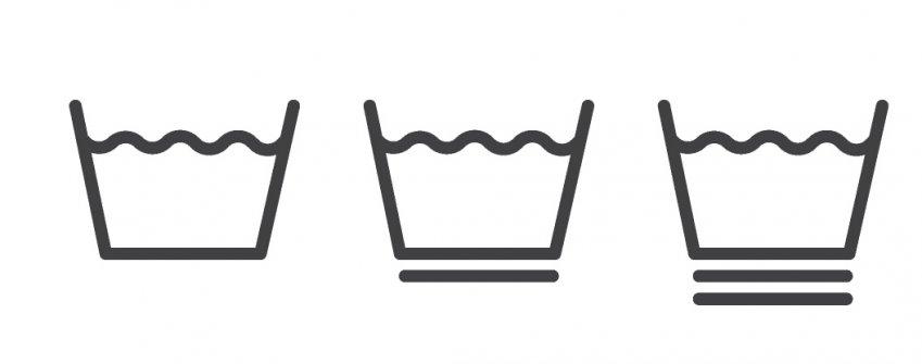 Simboli etichette vestiti, come leggerle per non sbagliare lavaggio