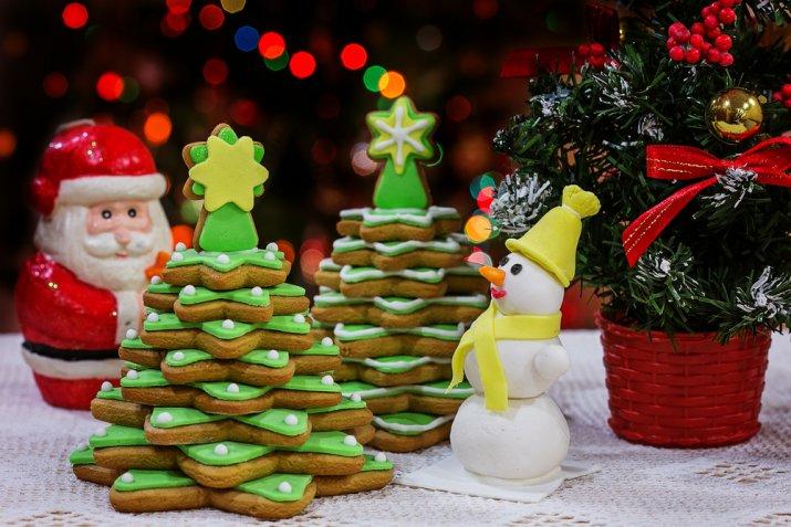 biscotti di natale pasta di zucchero, biscotti di natale da regalare