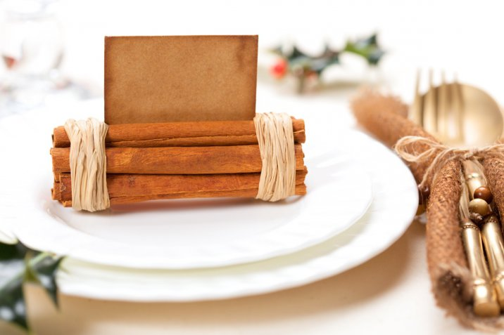 Segnaposto fai da te: 5 idee per la tavola di Natale e Capodanno