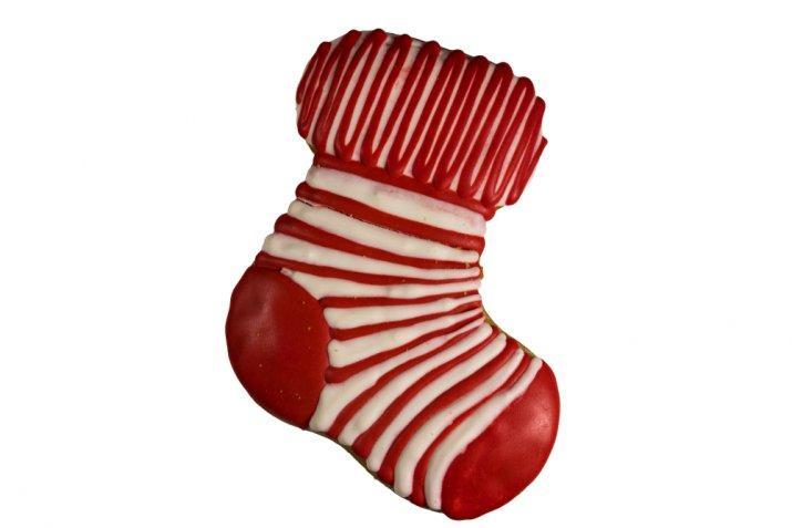 Biscotti a forma di calza della Befana, 7 decorazioni sfiziose con la pasta di zucchero e la ghiaccia reale