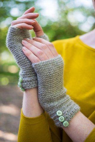 Guanti di lana senza dita: come farli ai ferri o con il riciclo creativo facile